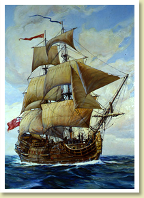 Galleon (Free Work)