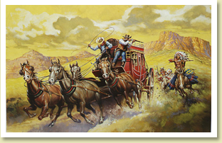 Stagecoach (Domino)