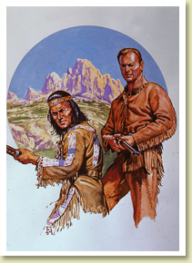 Winnetou (Karl-May-Archive)